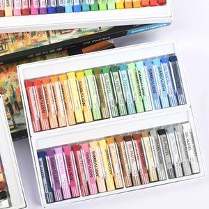 36 colori pastello per olio Artista pastello molle pittura della penna di illustrazione di arte forniture studente Graffiti Crayon morbida Set Cancelleria scuola