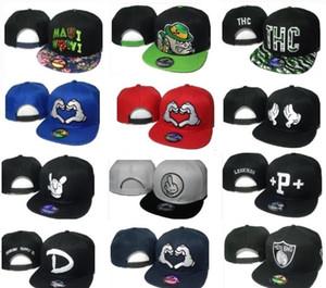 Großhandel TESANT Snapbacks Caps CAL Letter D Kappen FLY Einstellbare Snapback Baseball Hip Hop OSU-Kappe Drop Accepted Street