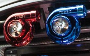 Türbin Aromaterapi Klip Çok Otomatik Hava Firar Spreyi Araba Aksesuarları Araba Hava Koku Deodorantı HA162