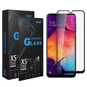 USA Hot en verre trempé pour Samsung A20 J2 A21 A51 A71 5G 01 A11 LG 5 6 Harmony Stylo 4 Coolpad héritage S Bubble Free Screen Protector