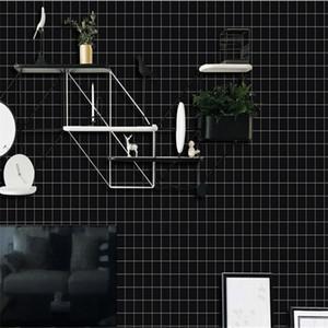 Bathroom Stickers Waterproof Wall Stickers Kitchen Toilet Decoration PVC Self Adhesive Wallpaper Tiles Decorative Film