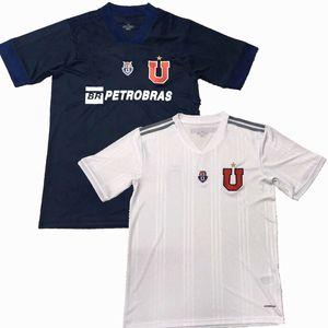 2020 2021 Club Universidad de Chile Soccer Jerseys 20 21 home away football men and Kids boys shirt