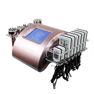 Tartın Kaybı Zayıflama Makinesi Salon Clinic Ev Kullanımı Belly Fat Kavitasyon rf vakum Butt Kaldırma Kaybedilir iyi yol