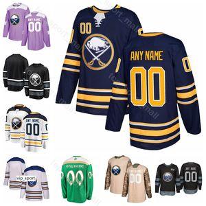 Uomini Bambini Donne Sam Reinhart Jersey Hockey su ghiaccio Buffalo Sabres Rasmus Ristolainen Conor Sheary Jason Pominville Kyle Okposo Winter Classic