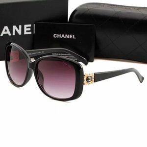 Hochwertige neue Art und Weise Weinlese-Sonnenbrille Frauen Marke Desig Frauen Sonnenbrille Damen Sonnenbrille mit Fällen 5485s Sonnenbrille Männern Luxus
