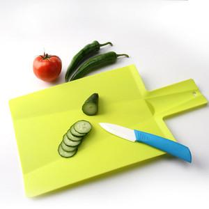 Pliable Hacher plastique blocs antidérapante pliant Planche à découper en gros Cuisine Outils de cuisine