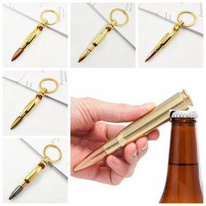 Творческой пуля брелок Дело Shell Shaped Пива открывалка брелоки Панель инструменты Great Party Бизнес подарки Настраиваемого логотип BC BH3678