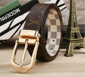 Men's Belt Leather Bag for Men Antique Retro Pin Buckle Waist Designer Belts Men High Quality Korean Corrective Belt q50 05