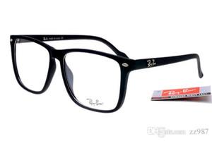 Hot-Marken-Männer Sonnenbrille Adumbral Luxus Brille mit Full Frame für Männer Frauen Plain Designer-Sonnenbrillen Anti-blaues Licht Glas mit