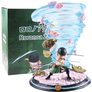 Anime One Piece Zoro Roronoa Zoro PVC Figurine de collection Modèle Toy