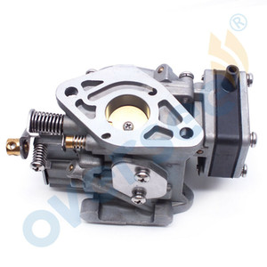 Supervisar alta calidad 5HP CARBURADOR CONJUNTO Para Tohatsu Nissan, (369-03200-2-00) - 2 Tiempos fuera de borda de repuesto del motor Modelo de piezas