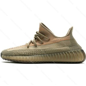 Kanye West Running Shoes V2 Eliada Men Women Running Shoes Asriel Abez Cinder Flax Israfil Linen Marsh Sulfur Designer Sports Sneakers