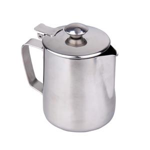 الفولاذ المقاوم للصدأ وعاء القهوة وعاء طويل الفم القهوة إبريق معقوفة صنبور غلاية بالتنقيط أباريق أباريق القهوة