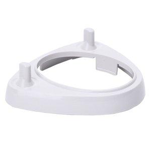 Per Oral B Spazzolino Holder Spazzolino elettrico sostenere le piccole Base Bianco Nero casa da bagno In Oral B 3757 D12 D20 D16 D10