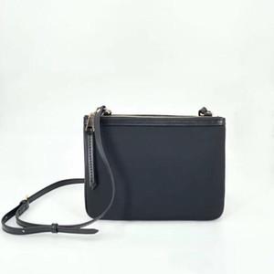 Vente en gros nouveau sac à bandoulière en tissu Oxford toile imperméable petit sac carré dames en cuir sac Messenger mode de stockage mobile de changement de téléphone