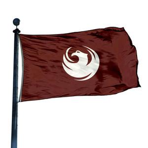 City of Phoenix Flag 3x5FT 150x90cm Drucken 100D Polyester Dekoration Flagge mit Messingösen Kostenloser Versand