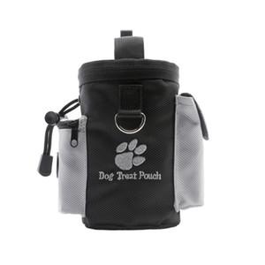 2018 Nouveau Snack appât Chien extérieur Pouch nourriture Sac Chiens Sac Snack Utiles Pet Dog Training Dog Treat Carriers Paquet Pouch