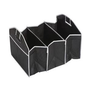Bagagli di immagazzinaggio di grande capacità della borsa di immagazzinaggio di capacità dell'organizzatore multi-tasca auto automatica Stowing e riordinando immagazzinaggio Non tessuto Vendita calda