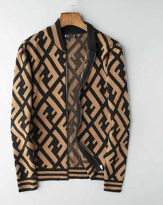 Pull De Mode Top Qualité De Luxe V-Cou Lettre Imprimer Rayé Mens Designer Chandails Cardigan Designer Chandail Taille Asiatique M-3XL