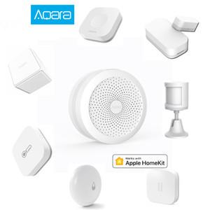 Aqara Hub Home Gateway Human Корпус датчика температуры и влажности окна двери ZigBee Smart Motion для Xiaomi Mijia Умный дом
