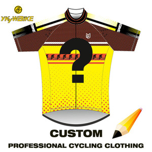 YKYWBIKE 2019 задействуя Джерси на заказ высокого качества дышащий задействуя одежда Pro Team горный велосипед Джерси Майо Ciclismo Hombre