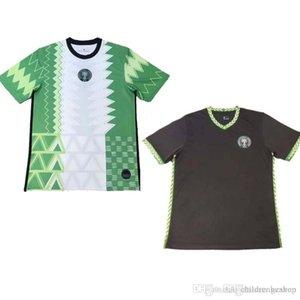 20 21 nigeria jersey MUSA MOSES MIKEL IHEANACHO soccer tops 2020 2021 Nigeria kids men football shirt home away uniforms