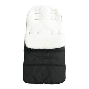 High Quality Baby Stroller Sleeping Bag Winter Warm Newborn Thick Foot Muff Cover for Pram Wheelchair Towels & Robes Bath & Shower Stroller