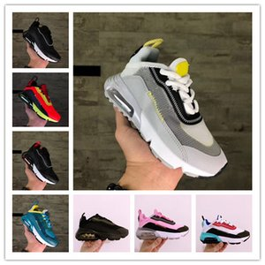 2020 designer kids 2090 Children Running shoes boy girl youth toddler 2090 chaussures enfants sport Sneakers Trainers size 28-35