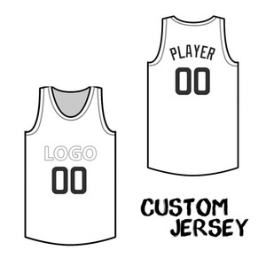 MEN'S CUSTOM EMBROIDERY BASKETBALL JERSEY ANY TEAM ANY NAME ANY NUMBER SIZE S M L XL 2XL