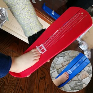 Adults Foot Measure Gauge Shoes Size Measuring Ruler Tool Shoes Fittings Gauge Foot Measure Device Size 8-52
