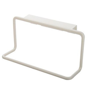 Towel Rack Hanging Holder Organizer Bathroom Kitchen Cabinet Cupboard Hanger Back Door Hang Racks Drop EEA1382-5