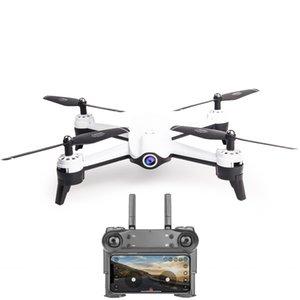 RC Drone Dual Camera HD 4K WiFi FPV Optical Fluxo de Posicionamento RC helicóptero de 25 minutos Longo Tempo de vôo Quadrotor Professional Dron