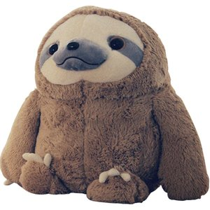 Animal sprouts lightning sloth plush toy doll hot dolls grab machine doll children baby gift soft