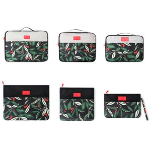 Travel Storage Bag Set Lage Organizer Packing Suitcase Pouch for Clothing Shoes Cosmetics Underwear 6 PCS