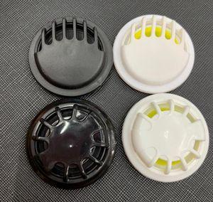 Masque de protection respiratoire 4styles Valve Masque Accessoires Entretien ménager One-Way Masque d'échappement Vannes en noir et blanc de respiration Vannes GGA3542-14