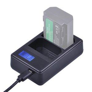 소니 A9와 호환 듀얼 채널 디지털 LCD 디스플레이 소니 NP-FZ100 배터리에 대한 USB 포트와 배터리 충전기,