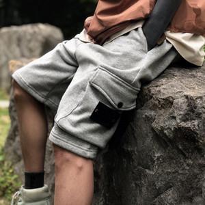 Mens Shorts Sweatpants Hommes Femmes d'été Shorts Pantalons lettres Mode Broderie Hommes Shorts Taille M-XXL