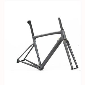 Çerçeve 900 g karbon fiber yol bisikleti kare / karbon fiber çatal / emniyet BB30 / BSA oem karbon fiber yol bisikleti kare