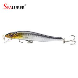 Minnow Fishing Lures 8CM 5.7G 8# Hooks Fish Float Tackle Hard Bait Wobbler Swimbait Crankbaits