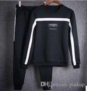 Printemps et été 2018 nouveaux produits chauds vêtements de mode pour hommes costume sport décontracté costume de course à la mode vêtements étudiants