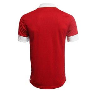 new 20 21 Aberdeen FC adult Soccer Jerseys home red shirt 20 21 Aberdeen FC Men's Cosgrove McGinn Main football Shirt Fans Tops