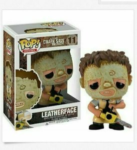 New Funko POP! Movies Texas Chainsaw Massacre Leatherface Vinyl Action Figures Collection
