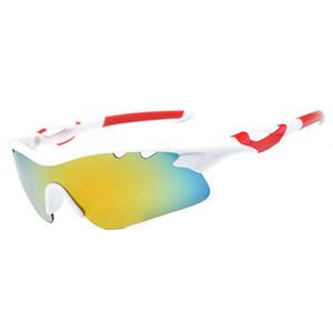 Gafas de sol de ciclismo de moda Gases de deportes al aire libre Gafas de sol de conducción de conductor Gafas de sol de conducción deportiva gafas de sol polarizadas de lujo de playa nuevas