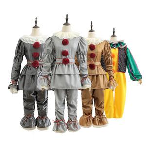 Livraison gratuite adulte Clown festival Halloween cosplay costume Vêtements pour hommes cosplay extérieur stade femmes de partie Designer Vêtements