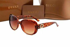 marka Desinger suglasses kadın moda ayna tonları güneş gözlüğü Tasarımcı Güneş Plajı Gözlük UV koruması E20 beyaz