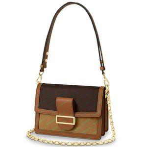 Viajes bolsos manera de los monederos mujeres cubren la cadena bolsas de las correas de cuero de la cremallera del bolso del bolso femenino Accesorios Bolsas Sac principal