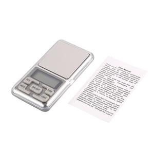 Mini Digital Pocket Balance de précision de 0,1g g / tl / oz / ct / gn Poids de mesure pour la cuisine Bijoux en or Tarer Pesant