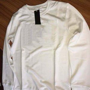 Код 1018 100% Коробка Мужчины Толстовка Свитера рубашки Мужчина Женщина Весна Осень Повседневная Толстовки Одежда Бесплатная доставка