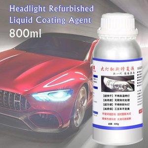 800ml farol do carro Repair Kit Farol Recuperado Liquid Coating agente Automotive Equipment Repair