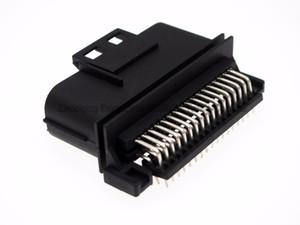 34 Pin / way conector Masculino Sistema de Controle Automotive, Automotive controle eletrônico, plugue ECU para VW Audi BMW Toyota etc.